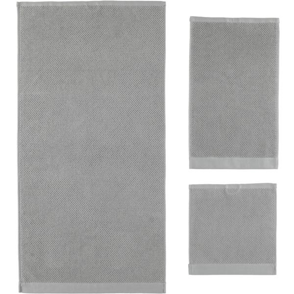 Rhomtuft - Handtücher Baronesse - Farbe: kiesel - 85