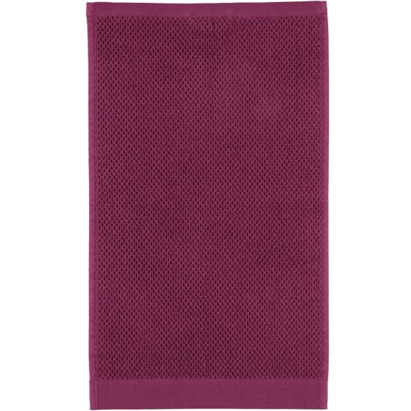 Rhomtuft - Handtücher Baronesse - Farbe: berry - 237 Gästetuch 30x50 cm