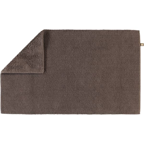 Rhomtuft - Badteppich Pur - Farbe: taupe - 58