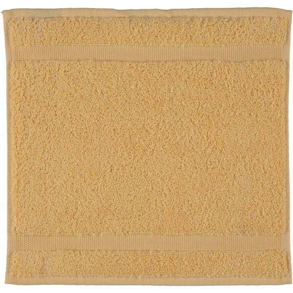 Rhomtuft - Handtücher Princess - Farbe: mais - 390 Seiflappen 30x30 cm