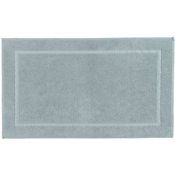 Rhomtuft - Badematte Pearl 51 - Farbe: aquamarin - 400 70x120 cm