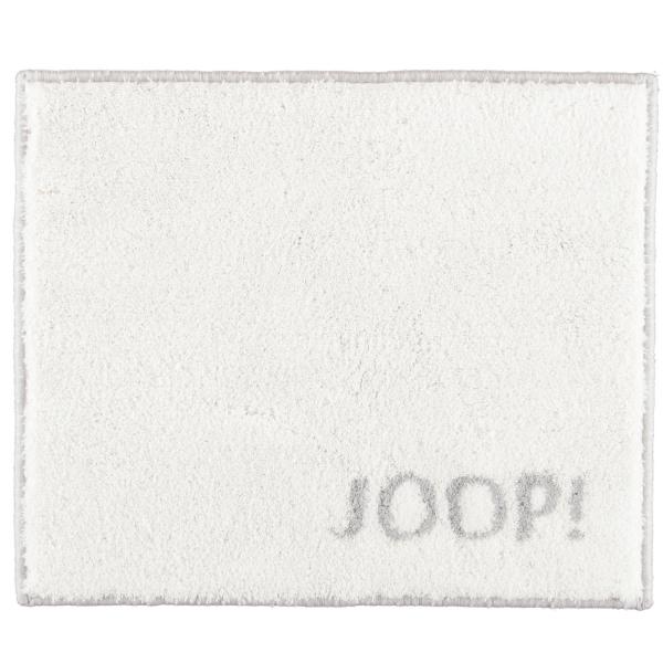 JOOP! Badteppich Classic 281 - Farbe: Weiß - 001 50x60 cm