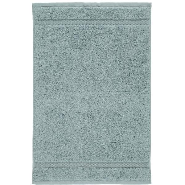Rhomtuft - Handtücher Princess - Farbe: aquamarin - 400 Gästetuch 40x60 cm