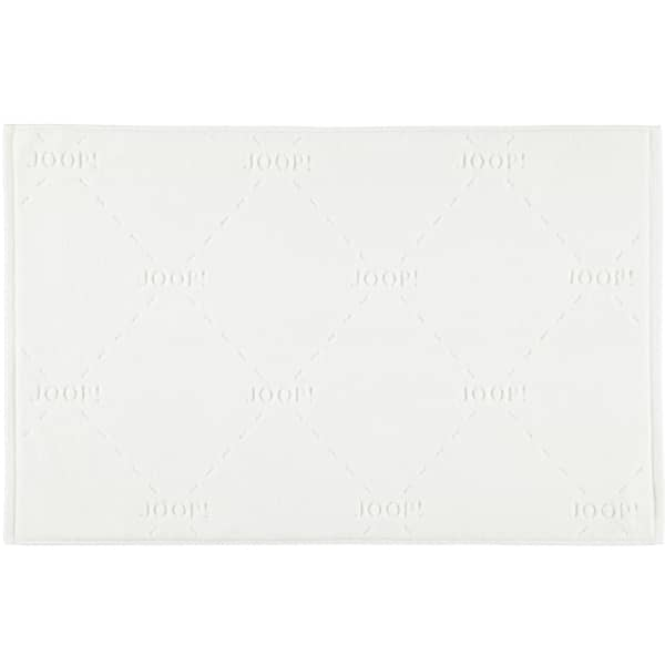 JOOP! Badematte Dash 73 - Farbe: Weiß - 001