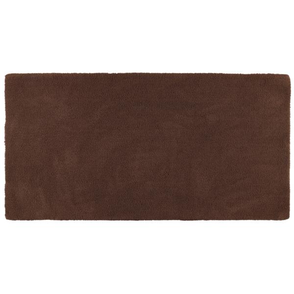 Rhomtuft - Badteppiche Square - Farbe: mocca - 406 80x160 cm