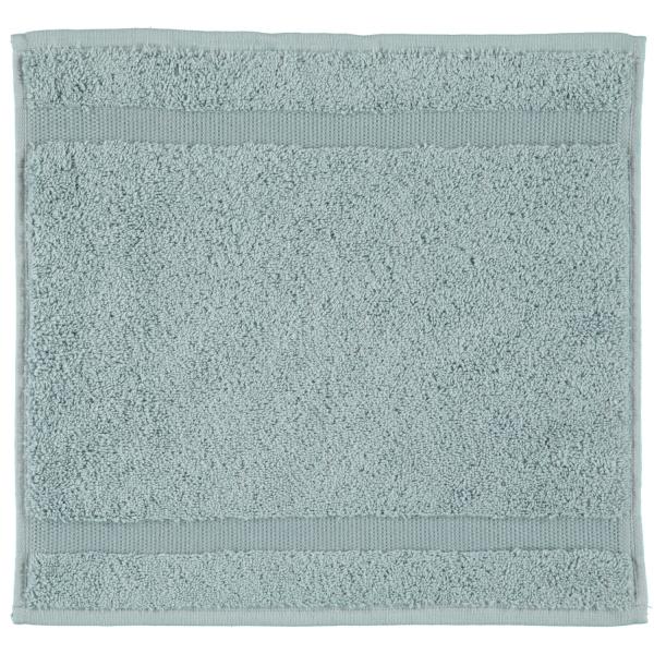 Rhomtuft - Handtücher Princess - Farbe: aquamarin - 400 Seiflappen 30x30 cm