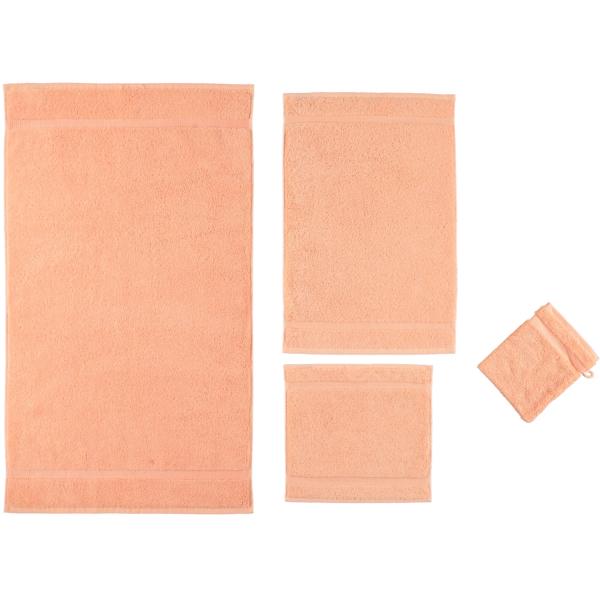 Rhomtuft - Handtücher Princess - Farbe: peach - 405