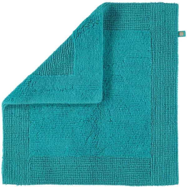 Rhomtuft - Badteppiche Prestige - Farbe: azur - 41 60x60 cm