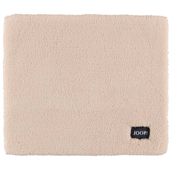 JOOP! Badteppich Basic 11 - Farbe: Sand - 213 50x60 cm