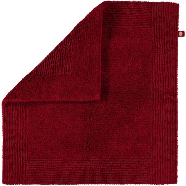 Rhomtuft - Badteppiche Prestige - Farbe: cardinal - 349 60x60 cm