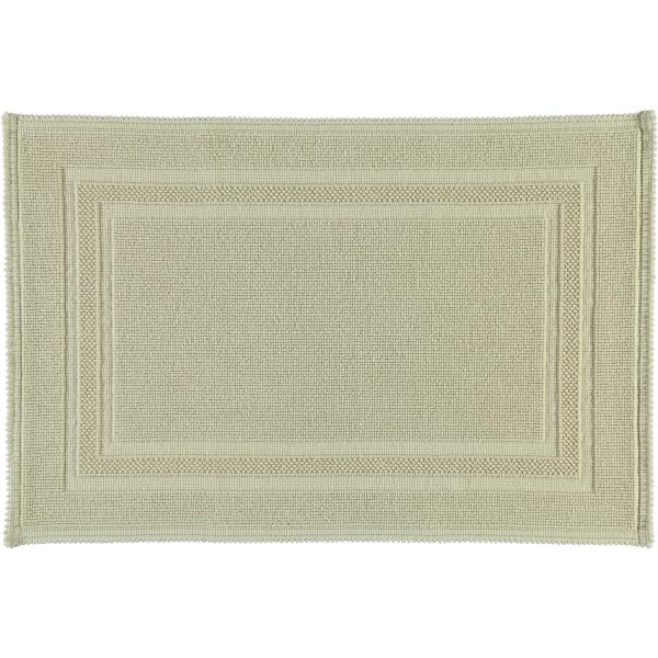 Rhomtuft - Badteppiche Gala - Farbe: natur-jasmin - 20 50x70 cm