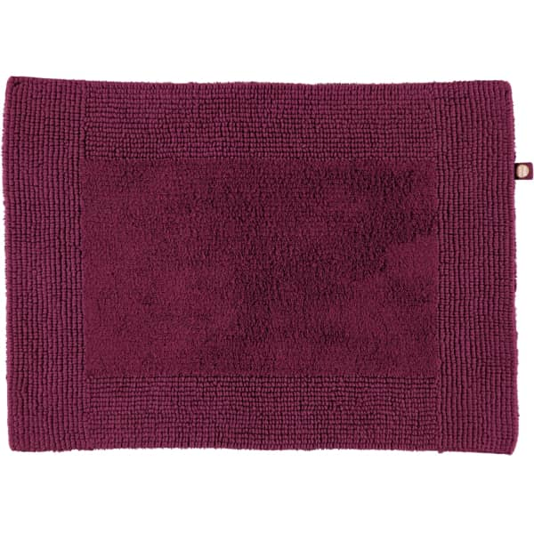 Rhomtuft - Badteppiche Prestige - Farbe: berry - 237 45x60 cm