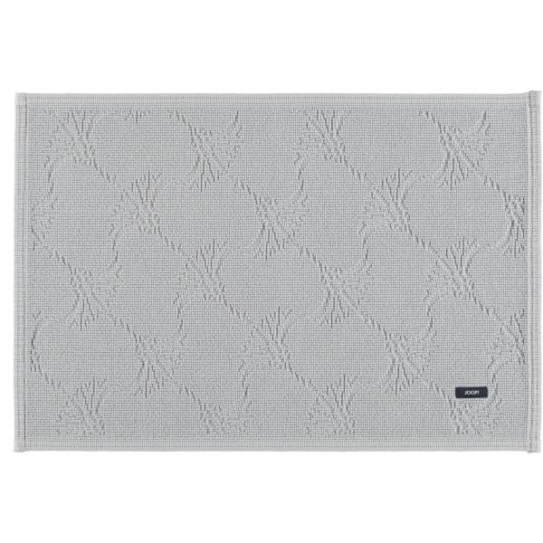 JOOP! - Badteppich New Cornflower 60 - Farbe: Silber - 026 60x90 cm