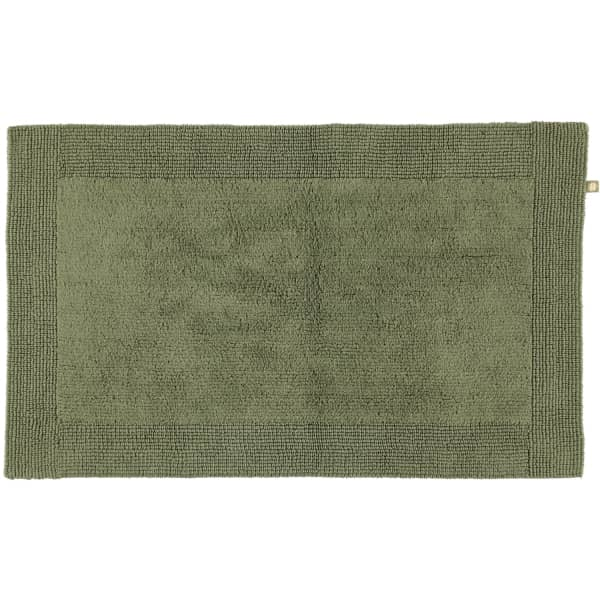 Rhomtuft - Badteppiche Prestige - Farbe: olive - 404 60x100 cm