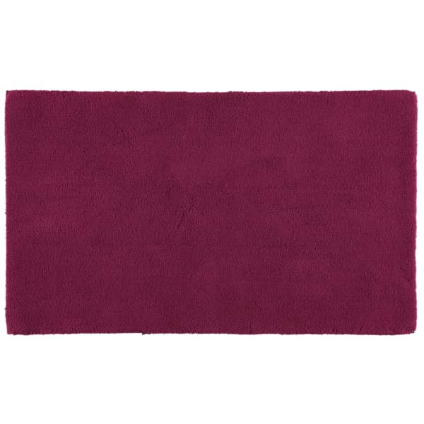 Rhomtuft - Badteppiche Square - Farbe: berry - 237 70x120 cm