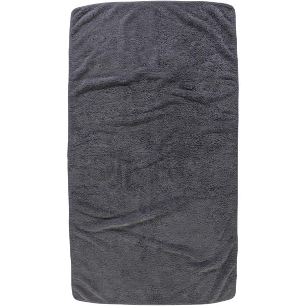 Rhomtuft - Handtücher Loft - Farbe: zinn - 02 Duschtuch 70x130 cm