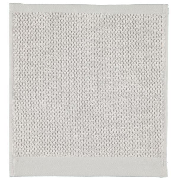 Rhomtuft - Handtücher Baronesse - Farbe: perlgrau - 11 Seiflappen 30x30 cm