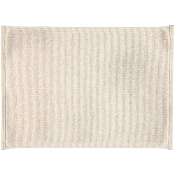 Rhomtuft - Badteppiche Plain - Farbe: natur-jasmin - 20 50x70 cm