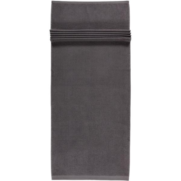 Rhomtuft - Handtücher Baronesse - Farbe: zinn - 02 Saunatuch 70x190 cm