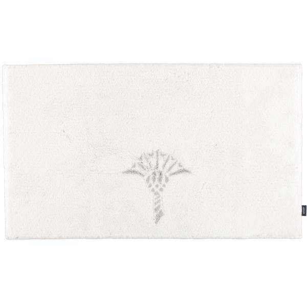 JOOP! Badteppich Cornflower 65 - Farbe: Weiß - 001 70x120 cm