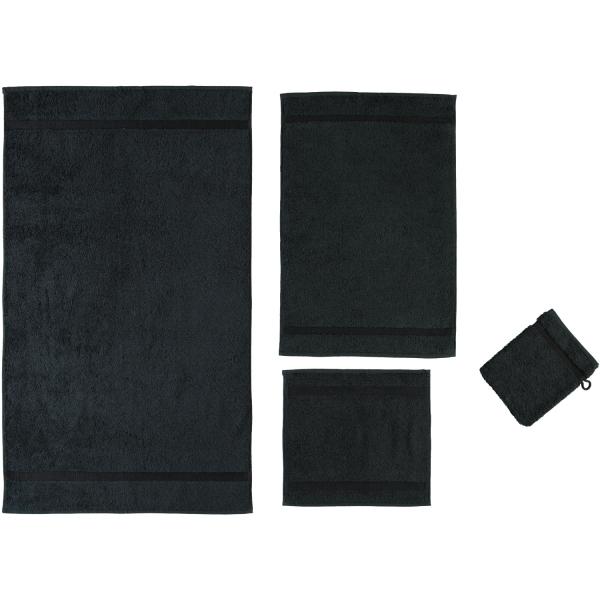 Rhomtuft - Handtücher Princess - Farbe: schwarz - 15