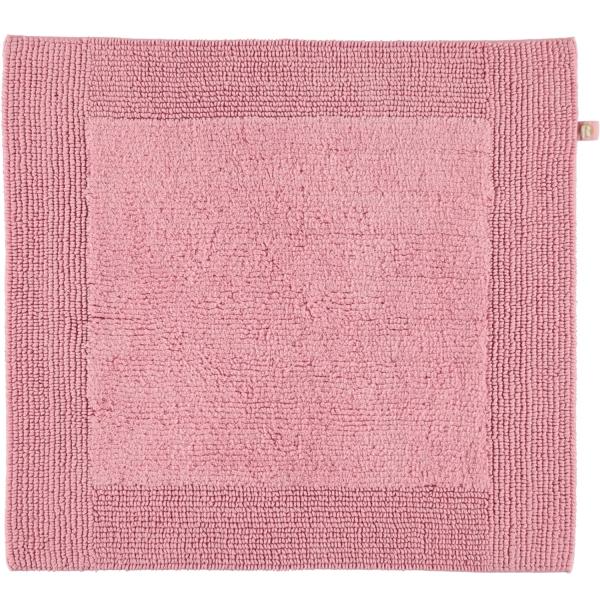 Rhomtuft - Badteppiche Prestige - Farbe: rosenquarz - 402 60x60 cm