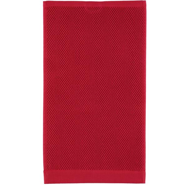 Rhomtuft - Handtücher Baronesse - Farbe: cardinal - 349 Gästetuch 30x50 cm