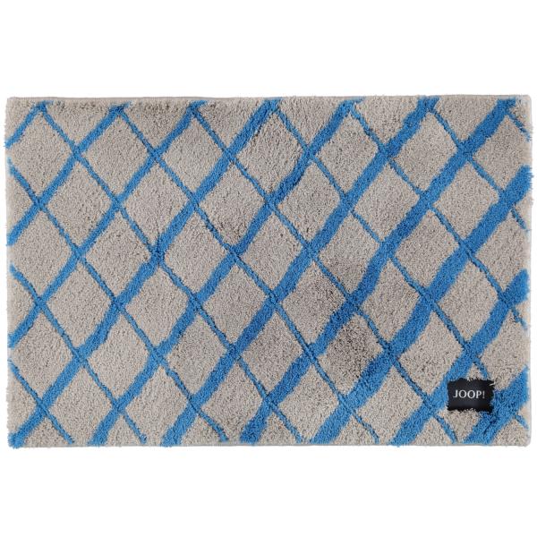 JOOP! Badteppich Diamond 143 - Farbe: Ocean - 323 60x90 cm