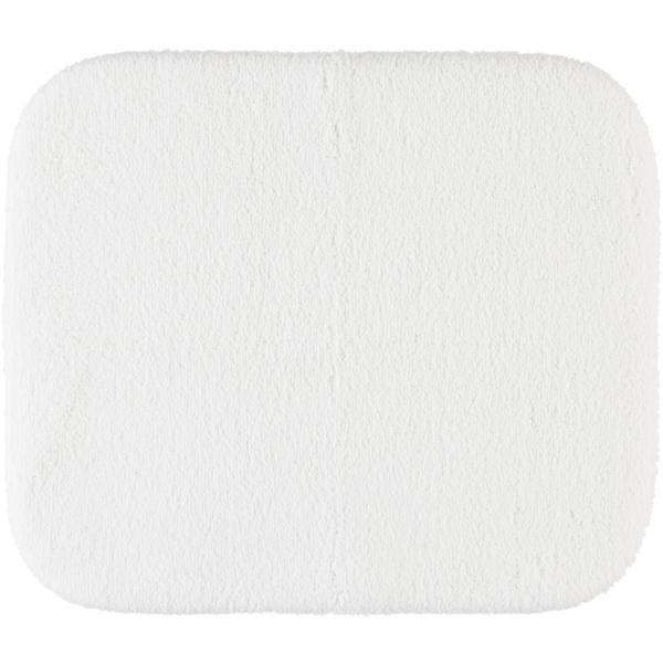 Rhomtuft - Badteppiche Aspect - Farbe: weiss - 01 50x60 cm