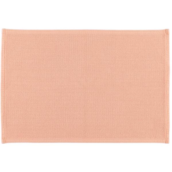 Rhomtuft - Badematte Plain - Farbe: peach - 405