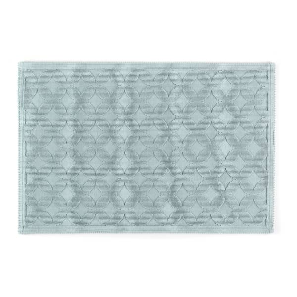 Rhomtuft - Badematte Seaside - Farbe: aquamarin - 400 60x90 cm