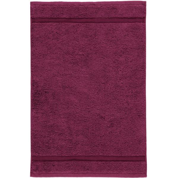 Rhomtuft - Handtücher Princess - Farbe: berry - 237 Gästetuch 40x60 cm