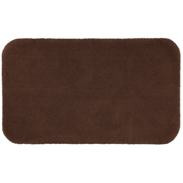 Rhomtuft - Badteppiche Aspect - Farbe: mocca - 406 70x120 cm