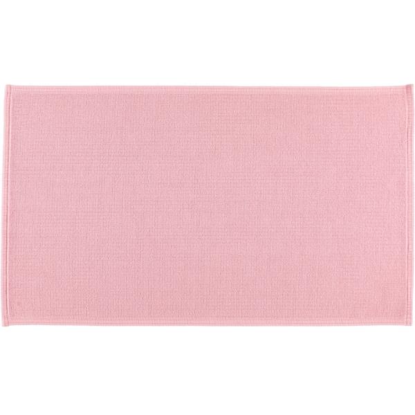 Rhomtuft - Badematte Plain - Farbe: rosenquarz - 402 70x120 cm