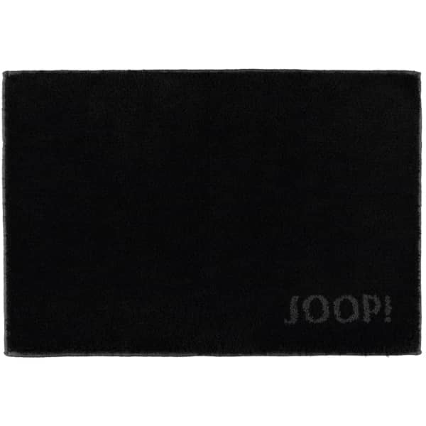 JOOP! Badteppich Classic 281 - Farbe: Schwarz - 015 60x90 cm