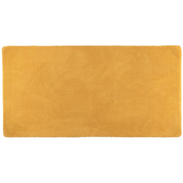 Rhomtuft - Badteppiche Square - Farbe: gold - 348 80x160 cm