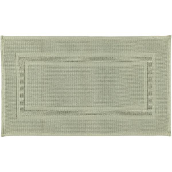 Rhomtuft - Badematte Gala - Farbe: jade - 90 70x120 cm