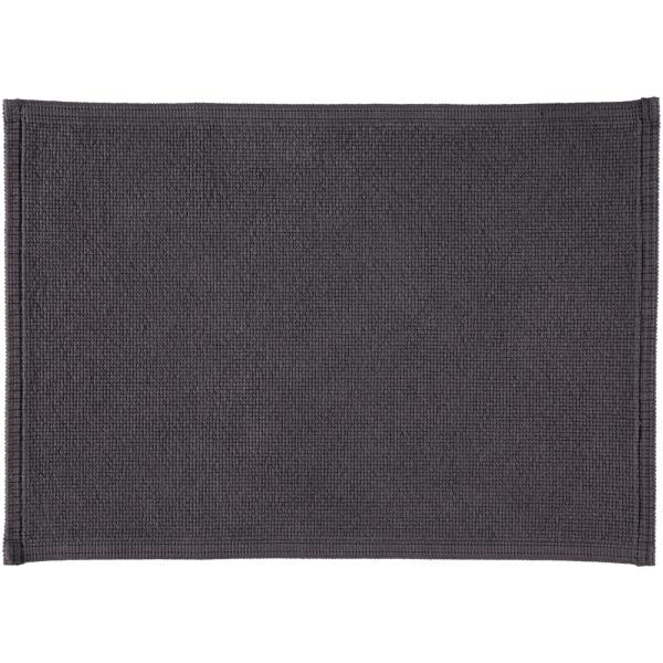 Rhomtuft - Badteppiche Plain - Farbe: zinn - 02 50x70 cm