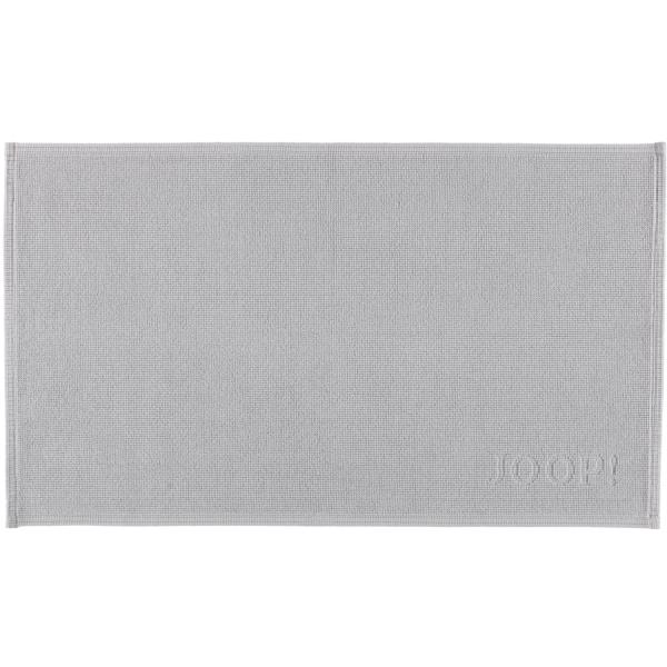 JOOP! Badematte Signature 49 - Farbe: Silber - 026 70x120 cm