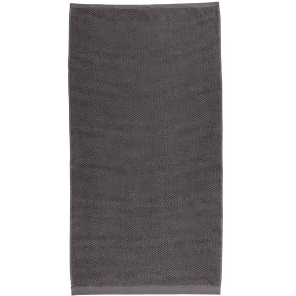 Rhomtuft - Handtücher Baronesse - Farbe: zinn - 02 Duschtuch 70x130 cm