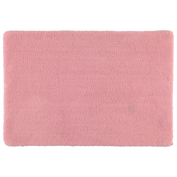 Rhomtuft - Badteppiche Square - Farbe: rosenquarz - 402 60x90 cm