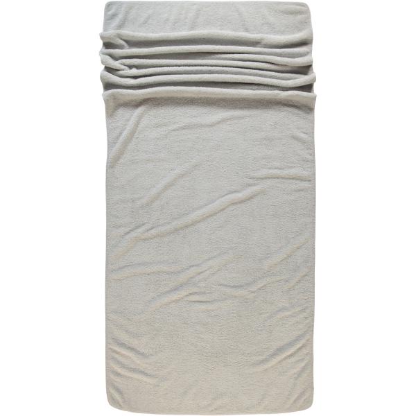 Rhomtuft - Handtücher Loft - Farbe: perlgrau - 11 Saunatuch 80x200 cm