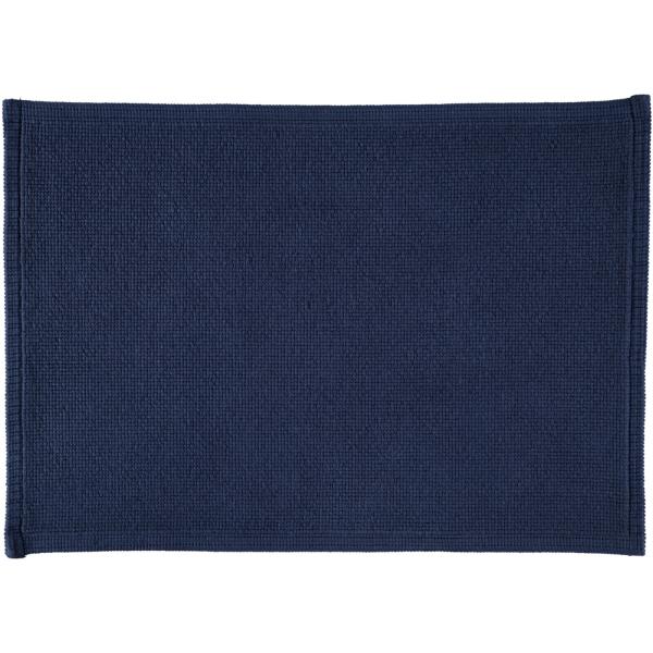 Rhomtuft - Badteppiche Plain - Farbe: kobalt - 84 50x70 cm