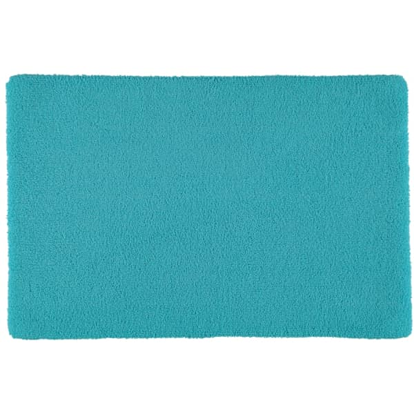 Rhomtuft - Badteppiche Square - Farbe: azur - 41