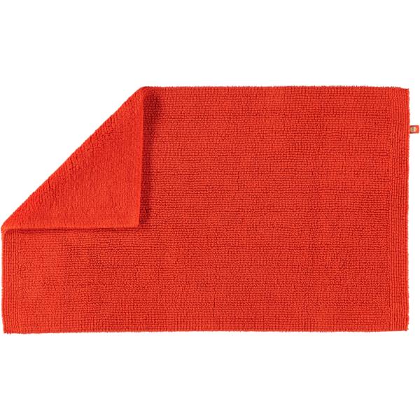 Rhomtuft - Badteppich Pur - Farbe: mango - 378