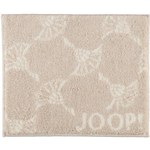 JOOP! Badteppich New Cornflower Allover 142 - Farbe: Natur - 020 50x60 cm
