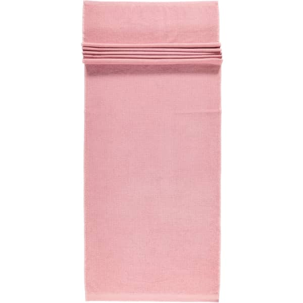 Rhomtuft - Handtücher Baronesse - Farbe: rosenquarz - 402 Saunatuch 70x190 cm