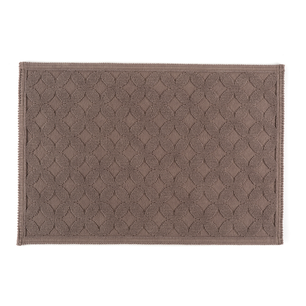 Rhomtuft - Badematte Seaside - Farbe: taupe -58