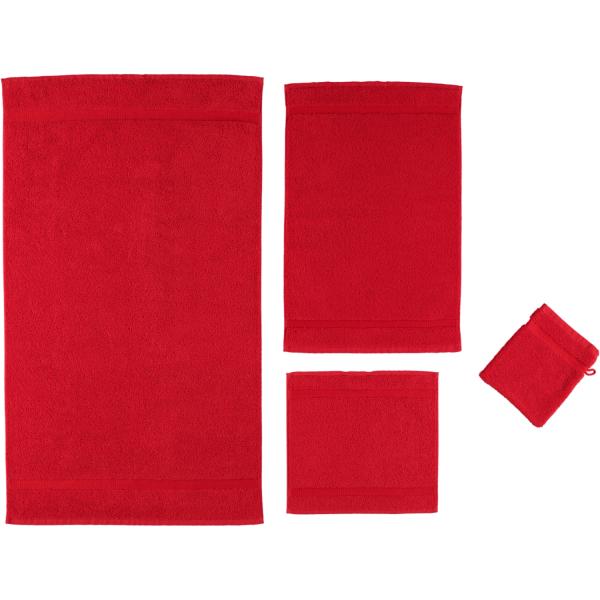 Rhomtuft - Handtücher Princess - Farbe: carmin - 18