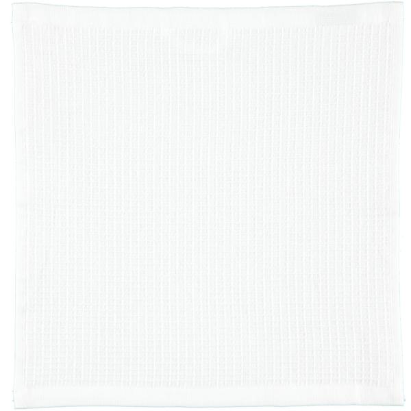 Rhomtuft - Handtücher Face & Body - Farbe: weiß - 01 Seiflappen 30x30 cm